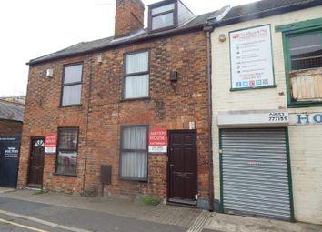 Thumbnail 3 bed terraced house for sale in 6 Albion Street, Kings Lynn, Norfolk