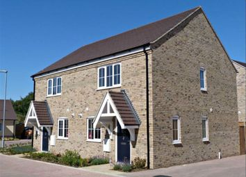 Thumbnail 2 bed terraced house for sale in Church Street, Langford, Beds
