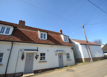 Thumbnail 2 bedroom end terrace house to rent in Manfield, Halstead, Essex