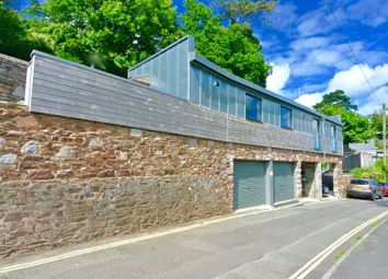 Thumbnail 2 bed flat for sale in Harbour Heights, Fairview Road, Dartmouth, Devon