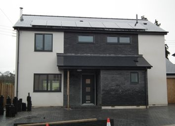 Thumbnail 4 bed detached house for sale in Jubilee Hill, Pelynt, Nr Looe