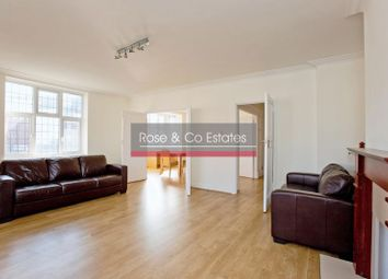 Thumbnail 3 bed flat to rent in Wendover Court, Lyndale Avenue, London