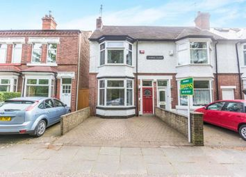 Thumbnail 3 bedroom end terrace house for sale in Avenue Road, Kings Heath, Birmingham, West Midlands
