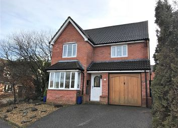 Thumbnail 3 bed detached house for sale in Monmouth Way, Honiton