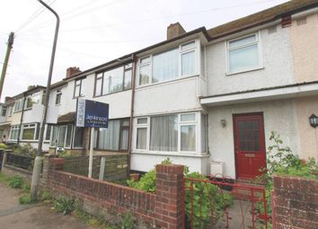 Thumbnail 3 bed terraced house for sale in Glack Road, Deal