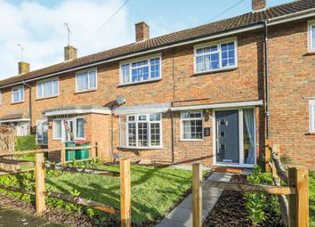 Thumbnail 3 bedroom terraced house for sale in Lincoln Close, Tilgate, Crawley