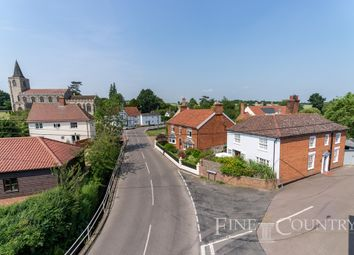 Thumbnail 4 bed detached house for sale in Lower Road, Rattlesden, Bury St. Edmunds