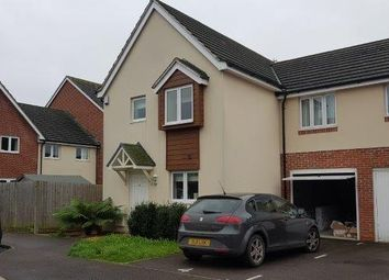 Thumbnail 3 bed link-detached house for sale in Spinner Drive, Havant, Hampshire