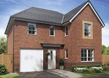 """Thumbnail 4 bedroom detached house for sale in """"Halton"""" at Hawk Grove, Brough"""