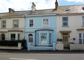 Thumbnail 3 bedroom flat for sale in Manor Road, Seaton, Devon