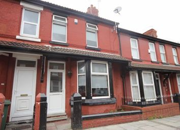 Thumbnail 3 bed terraced house for sale in Ivydale Road, Tranmere, Wirral