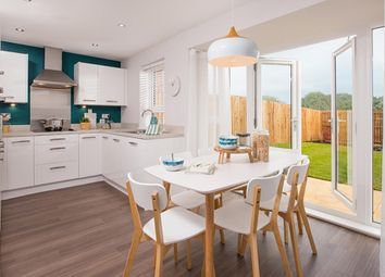 "Thumbnail 3 bedroom detached house for sale in ""Derwent"" at Ponds Court Business, Genesis Way, Consett"