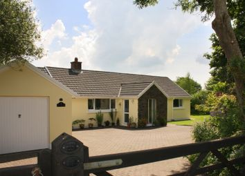 Thumbnail 4 bed detached bungalow for sale in The Gail, Llangwm, Haverfordwest