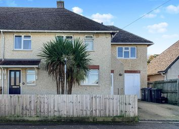 Thumbnail 4 bed semi-detached house for sale in Wiltshire Road, West Harnham, Salisbury