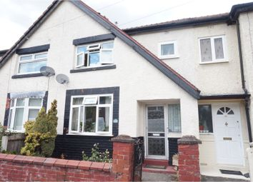3 bed town house for sale in Frederick Street, Latchford, Warrington WA4