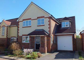 Thumbnail 4 bed detached house for sale in Apsley Close, Hilperton, Trowbridge