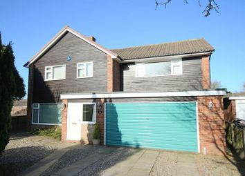 Thumbnail 4 bedroom detached house for sale in Gateway Avenue, Baldwins Gate, Newcastle-Under-Lyme