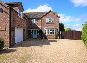 Thumbnail 5 bed detached house for sale in Old Village Street, Scunthorpe
