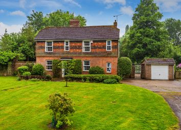 Thumbnail 3 bed detached house for sale in Godstone Road, Lingfield, Surrey