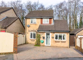 Thumbnail 3 bed detached house for sale in Detling Road, Tollgate Hill, Crawley, West Sussex
