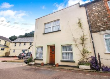 Thumbnail 2 bedroom semi-detached house for sale in Cross Street, Combe Martin, Ilfracombe