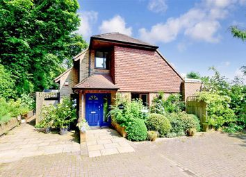 Thumbnail 3 bed semi-detached house for sale in Warren Close, Lewes, East Sussex