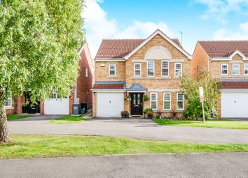Thumbnail 4 bed detached house for sale in Aintree Drive, Balby, Doncaster