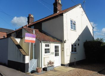 Thumbnail 2 bed semi-detached house for sale in Sculthorpe Road, Fakenham