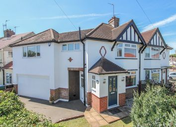 Thumbnail 4 bedroom semi-detached house to rent in Leggatts Way, Watford