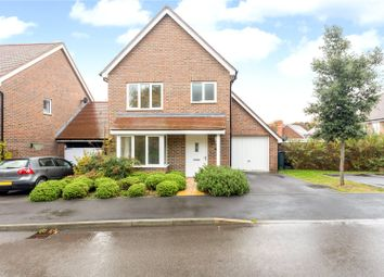 Thumbnail 3 bed detached house for sale in Cowslip Drive, Lindfield, West Sussex