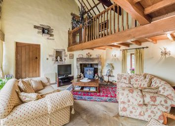 Thumbnail 4 bed detached house for sale in Northedge Lane, Old Tupton, Chesterfield