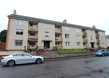 Thumbnail 2 bed flat for sale in Ardgay Street, Glasgow, Lanarkshire