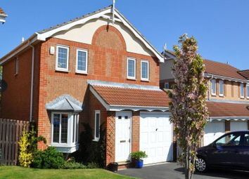 Thumbnail 4 bed detached house to rent in Blackburn Close, Bearpark, Durham