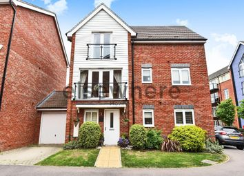 Thumbnail 4 bed detached house for sale in Chadwick Road, Langley