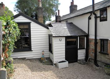 Thumbnail 3 bed end terrace house for sale in Cappell Lane, Stanstead Abbotts, Ware