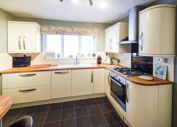 Thumbnail 4 bedroom detached house for sale in Rowley Close, Swadlincote