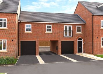 "Thumbnail 2 bed duplex for sale in ""Wincham"" at Moss Lane, Elworth, Sandbach"