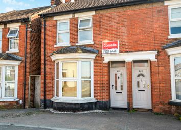 Thumbnail 3 bed end terrace house for sale in Godinton Road, Ashford
