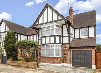 Thumbnail 5 bed semi-detached house for sale in Okehampton Road, Queens Park, London