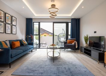 Thumbnail 3 bed flat for sale in Candela Yard, Crouch End, London