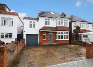 Thumbnail 6 bed detached house for sale in Hoadly Road, London