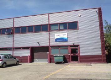 Thumbnail Warehouse to let in Swan Wharf, Waterloo Road, Uxbridge, Middlesex