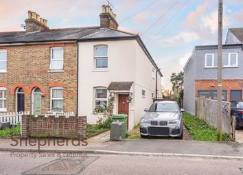 Thumbnail 3 bed end terrace house for sale in Westlea Road, Broxbourne, Hertfordshire