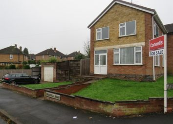 Thumbnail 3 bedroom semi-detached house for sale in Granville Road, Melton Mowbray