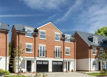Thumbnail 5 bed terraced house for sale in Portesbery Square, Camberley, Surrey