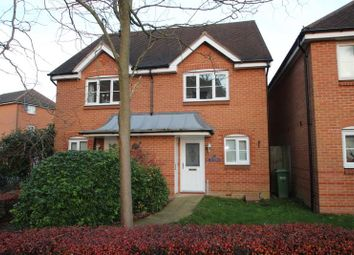 Thumbnail 2 bed semi-detached house to rent in Rydons Way, Redhill