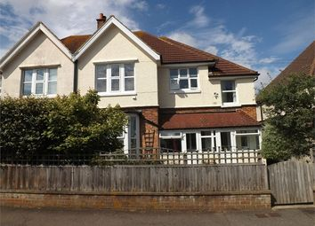 Thumbnail 2 bed flat to rent in Collington Avenue, Bexhill-On-Sea, East Sussex