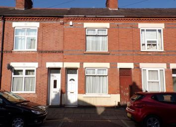 2 bed terraced house for sale in Tudor Road, Leicester, Leicestershire LE3