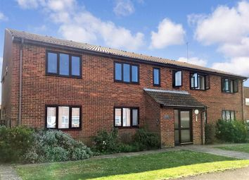 Thumbnail 1 bed flat for sale in Cavell Avenue, Peacehaven, East Sussex