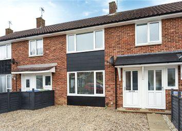 Thumbnail 3 bed terraced house for sale in Agar Crescent, Bracknell, Berkshire